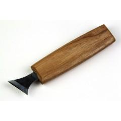 Nóż do rzeźby w drewnie snycerski 30 mm BC C10S