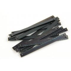 Brzeszczoty do metalu z bolcem JH 75 mm 30 tpi.