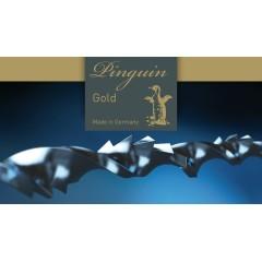 Brzeszczoty włosowe spiralne PINGUIN GOLD 130 mm, 12 szt