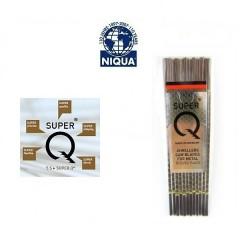 Brzeszczoty włosowe do metalu Niqua Super Q Gold 130 mm