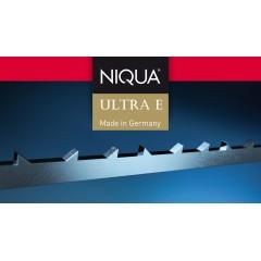 Brzeszczoty włosowe do wyrzynarki NIQUA ULTRA E, 130 mm