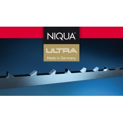 Brzeszczoty włosowe do wyrzynarki NIQUA ULTRA