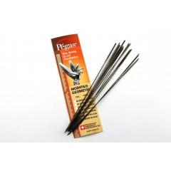 Brzeszczoty włosowe Pegas MGT 130 mm, 12 szt