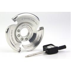 Frez tarczowy Manpa Circular Cutter MP21-3-8 70 mm