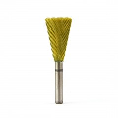 """Frez Saburrtooth w kształcie """"Dove Tail"""", 6x19x32 mm. Drobna ziarnistość."""